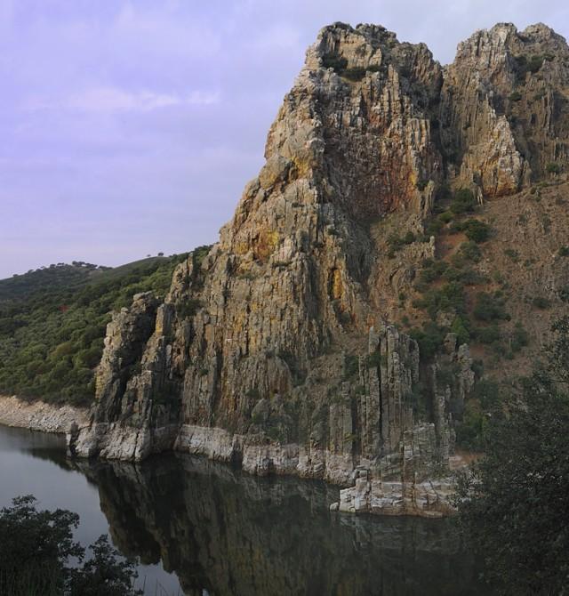 Encantadores paisajes en Cáceres, Parque Nacional de Monfragüe