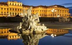 Fuente y escultura en Republica Checa, Austria y Hungria