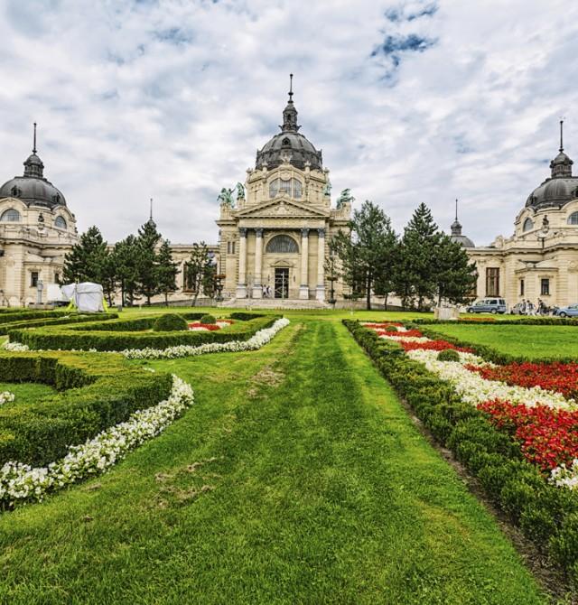 jardines budapest en Republica Checa, Austria y Hungria