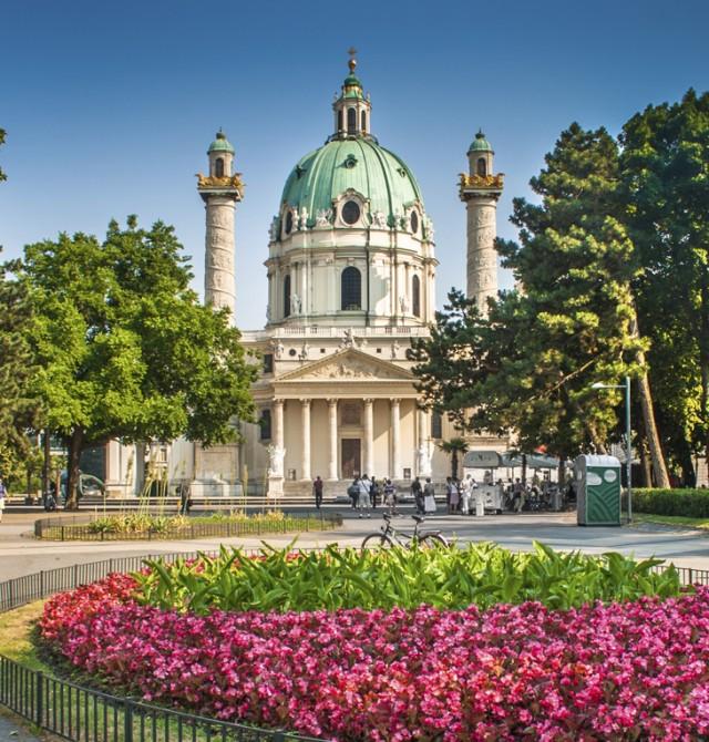 Viena - Budapest en Republica Checa, Austria y Hungria