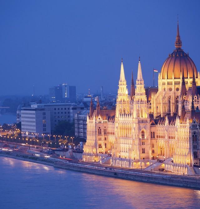 Budapest - Ciudad de origen