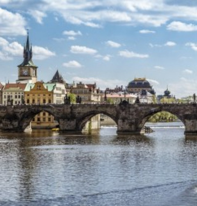 Praga en Republica Checa, Austria y Hungria