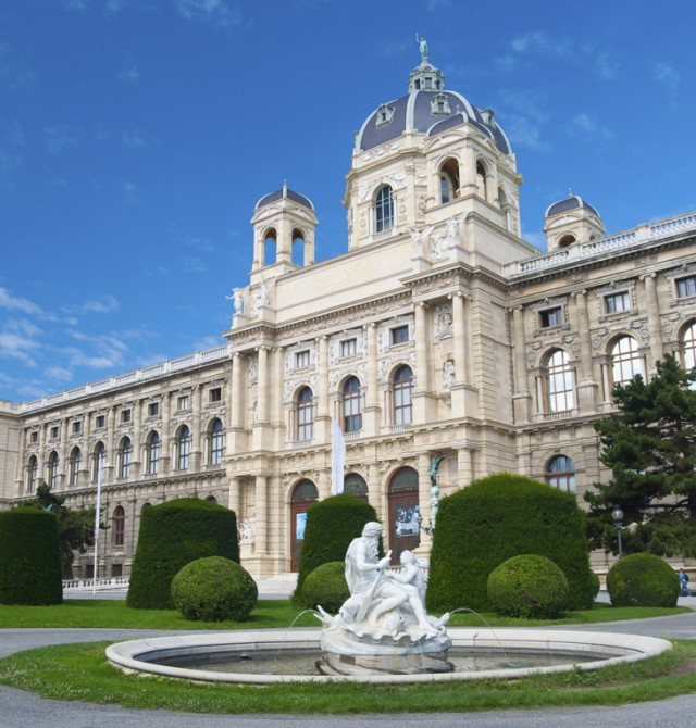 Viena  en Republica Checa, Austria y Hungria