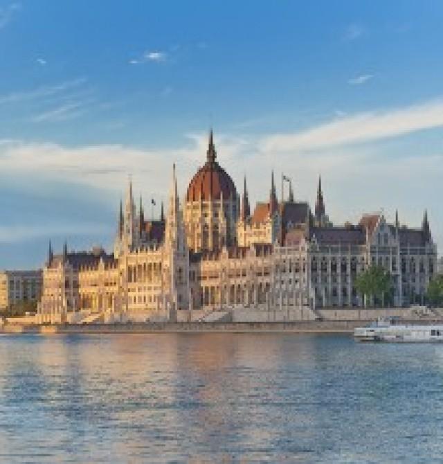 Budapest en Republica Checa, Austria y Hungria