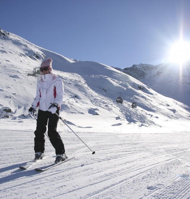 Esquiar en la mejor estación de esquí de España