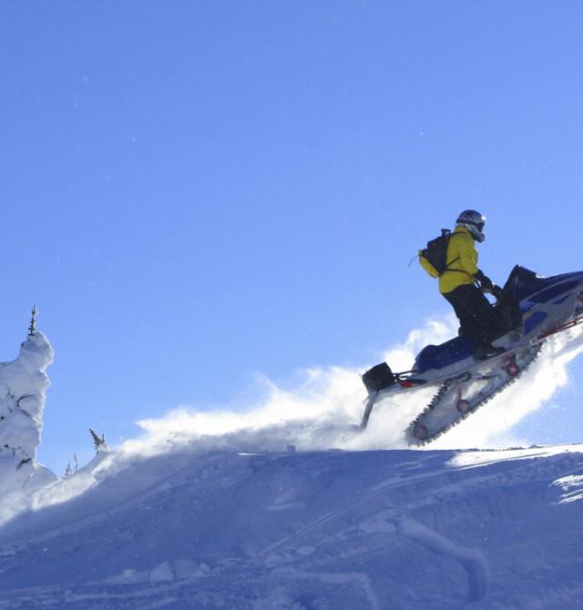 Adrenalina en la nieve