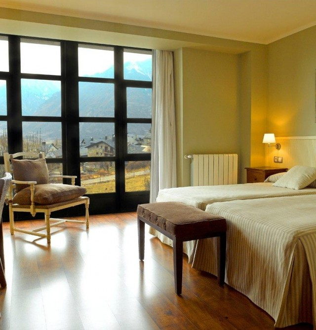 Hotel HG Cerler - Habitación estandar