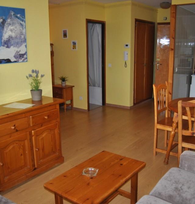 Hotel Cerler Edelweiss Apartamentos - Salón